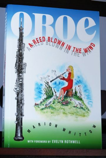 Whittow M - The Oboe - A Reed Blown in the Wind